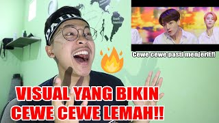 BTS - Boy With Luv Feat. Halsey MV REACTION!! ( FAVORITE GUE NIH!! )