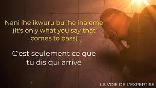 Prospa Ochimana   Ekwueme    Traduction Anglais Français