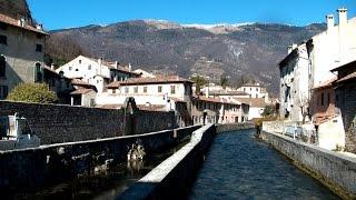 preview picture of video 'Da Serravalle  di Vittorio Veneto a Santa Augusta'