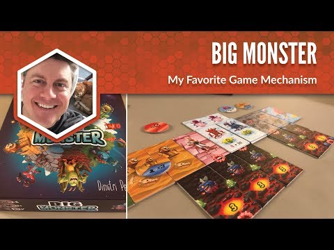 Jamey talks about the brilliant twist on drafting in Big Monster.