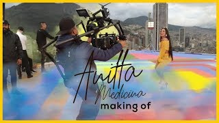 Anitta   Medicina | Making Of