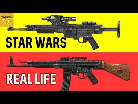 Star Wars Blasters In REAL LIFE | Rebel Alliance