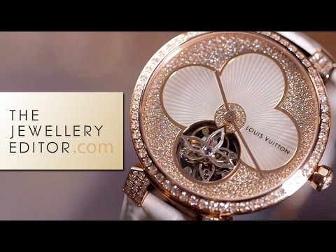 Louis Vuitton watches: new ladies' watches fuse fashion and horology