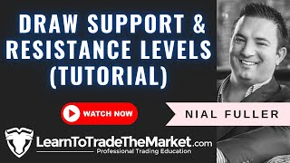 How to Draw Support and Resistance on Forex Charts (Tutorial)