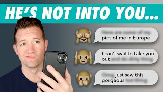Texting Signs He's NOT Actually Interested (Part 2)