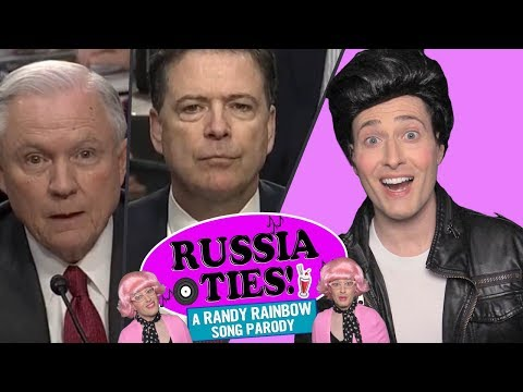 RUSSIA TIES: A Randy Rainbow Song Parody (from GREASE!)🎶