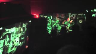 Anti-Nowhere League vid 7 World War III etc Q Dreadnought Rock, Bathgate 26/07/13