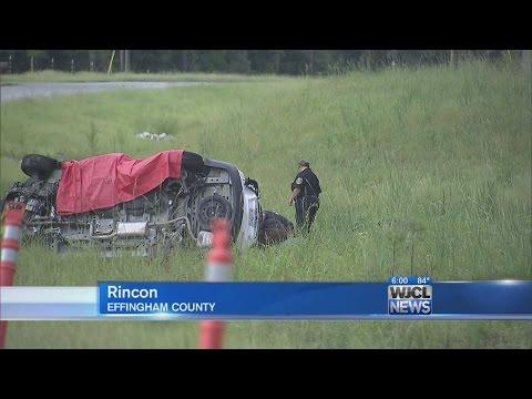 Two confirmed dead in Effingham Co. crash