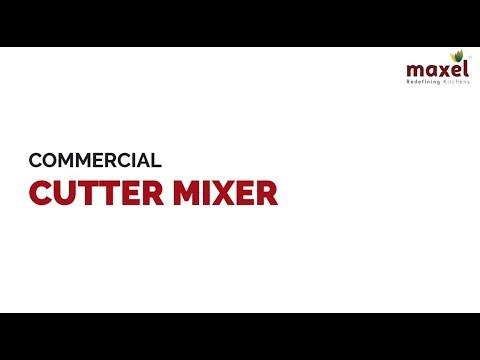 LEP871 Commercial Cutter Mixer
