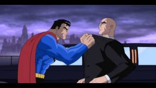 Superman/Batman: Public Enemies 2009 Movie Trailer