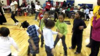East Orange YMCA - 2011 Touch Of Giving Holiday Celebration - Do That Dance