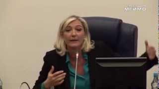 Марин Ле Пен: Нас заставляют завозить мигрантов и вводить гей-браки
