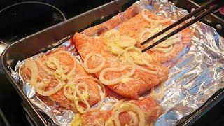 ✅ CÁ HỒI NƯỚNG BƠ TỎI CẤP TỐC | Cá hồi nướng giấy bạc ngon, cá hồi nướng đơn giản bơ tỏi BY CÔ BẢY