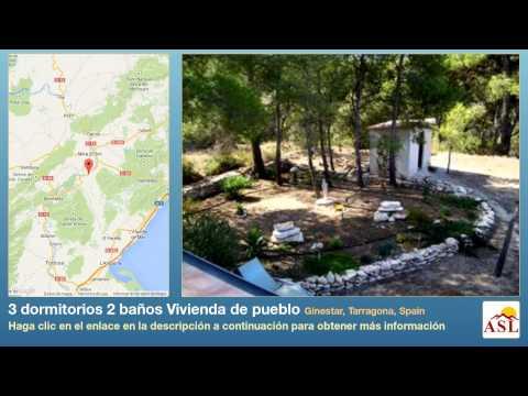3 dormitorios 2 baños Vivienda de pueblo se Vende en Ginestar, Tarragona, Spain