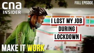 Out Of Work And Out Of Luck? Hustling This Pandemic   Make It Work   Part 2/3   CNA Documentary