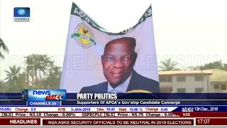 Alex Otti Flags Off Governorship Campaign In Abia State