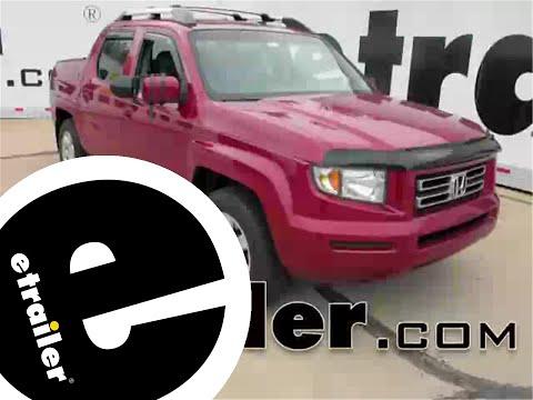 etrailer | Glacier Cable Snow Tire Chains Review - 2006 Honda Ridgeline