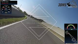 Vidéo Nogaro Yamaha r6 2008 TTS par Mimi6ku83