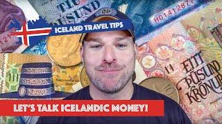Iceland Travel Tips - Let's Talk Money!