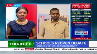 Schools reopen debate: KNUT and KUPPET differ over way forward as schools remain closed in Kenya