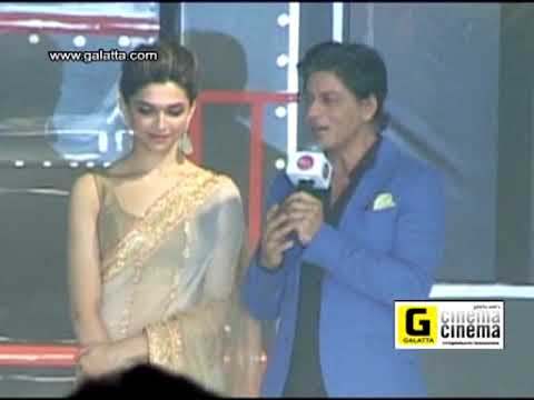 Shahrukh Khan And Deepika Padukone Talks About RajiniKanth