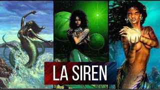 The QUEEN of The Sea - LA SIRENE (SIRENS VS MERMAIDS)| Chronicles of a Zoe