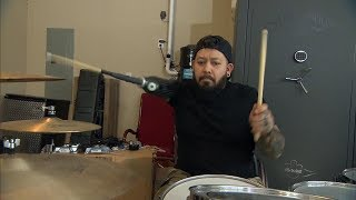 Wounded Veterans Use Music to Heal
