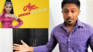 Ayu Ting Ting - Jangan Gitu Dong (Official Music Video) REACTION
