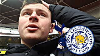 Spurs Vs. Leicester - Frustrating Day - Matchday Vlog