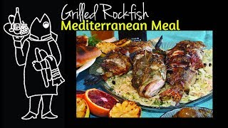 Grilled Fish Recipe For Whole Rockfish