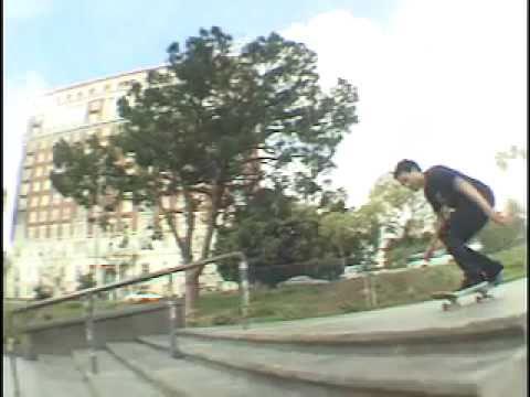 Danny Gonzalez at Lafayette Skate Plaza