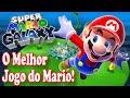 O Melhor Jogo Do Mario Super Mario Galaxy 01