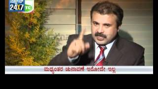 Seg 3 - Target With Eshwarappa - 11 Dec - Suvarna News