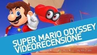 Super Mario Odyssey Recensione: una nuova Odissea per l'eroe Nintendo