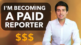 Big Announcement from Dhruv Rathee | YouTube Earnings Revealed