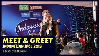 AYU - ATTENTION (MEET & GREET INDONESIAN IDOL 2018)