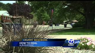 Dealing With Bad Neighbors