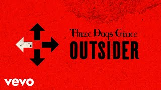 Three Days Grace - I Am An Outsider (Audio)