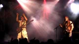 ARABS IN ASPIC - 'Have you ever seen the rain' - Crescendo 2013