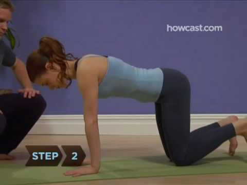 How To Do The Downward Facing Dog Pose