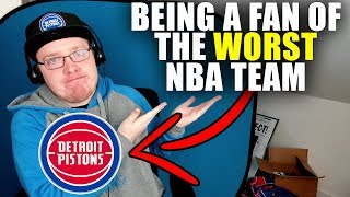 The Detroit Pistons Are The Worst Team In The NBA...HELP