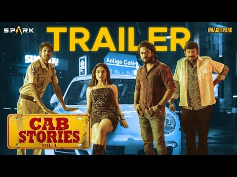 Cab Stories Official Trailer