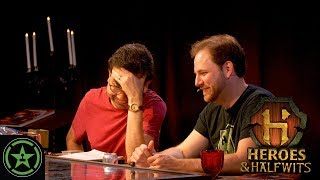 Heroes & Halfwits: The Tomb of Horrors - Chapter 6: The Final Descent