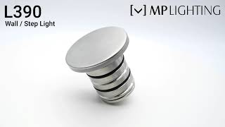 L390 Wall/Step light - MP Lighting