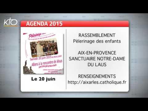 Agenda du 8 juin 2015