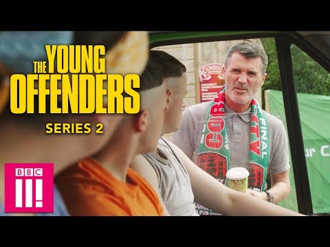 The Roy Keane Cameo | The Young Offenders Series 2