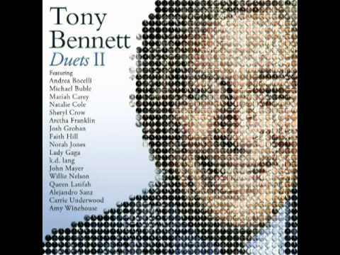 Tony Bennett & Mariah Carey - When Do The Bells Ring For Me