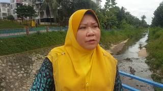 Interview bersama penduduk Sg. Bunus