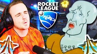 Rocket League But Every Time I Play Like A Platinum Player There's A Meme