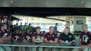 PRESSBOX SHOW HS MEDIA DAY ST AUG
